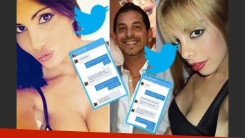 Los picantísimos chats de Magalí Mora y Gisela Bernal sobre Ariel Diwan. (Fotos: Web y Twitter)