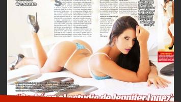 Soledad Cescato y su fetiche con los zapatos. (Foto: revista Paparazzi)