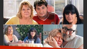 La mujer que le donó su riñón a Lanata, a corazón abierto: