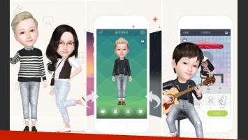 La app My Idol disponible para Iphone (Fuente: web)