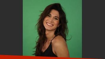 Valeria de GH2015 (Foto: Twitter)
