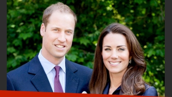 El príncipe William y Kate Middleton, felices por la llegada de la niña (Foto: Web).