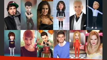 ¡Furor web! Más famosos se sumaron a la aplicación My Idol: mirá sus videos. (Foto: Instagram)