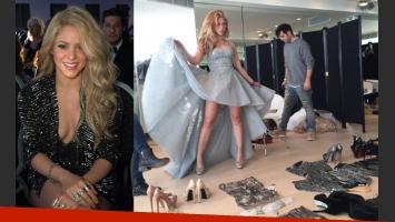 El renovado cuerpo de Shakira a tres meses de dar a luz. (Fuente: Twitter)