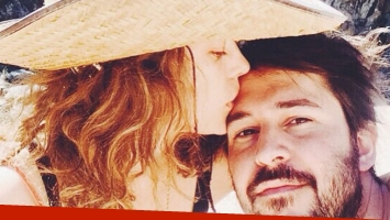 Dolores Fonzi, enamorada de Santiago Mitre (Foto: Instagram)
