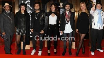 Todos los looks de los Premios Gardel 2016. (Foto: Movilpress)