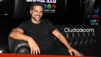 Joaquín Furriel contó cómo se preparó para su papel en Entre Caníbales. (Foto: Movilpress)