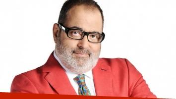 Jorge Lanata volvió con la cuarta temporada de Periodismo para todos. Foto: Prensa El Trece