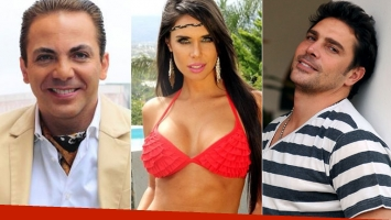 Sabrina Ravelli desmintió haber tenido sexo con Cristian Castro (Foto: Web)