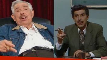 El Profesor Jirafales, en un penoso momento. (Foto: Web)