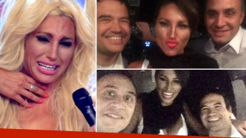 La depresión de Vicky Xipolitakis tras #ElVueloDelEscándalo. (Foto: Web)