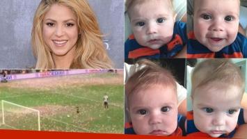 Shakira, una mamá orgullosa (Foto: Web y Twitter)