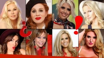 Mirá las fotos del DNI de los famosos. (Foto: Twitter)