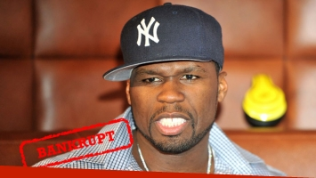 50 Cent, en bancarrota tras perder juicio millonario por video hot. (Foto: Web)