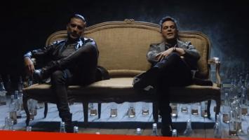 El nuevo videoclip de Alejandro Sanz junto a Alejandro Fernández (Foto: Web)