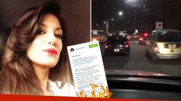 Silvina Escudero, picante cruce y críticas con sus seguidores por un video. (Foto: Instagram)