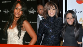 Murió Bobbi Kristina Brown, la hija de Whitney Houston, a los 22 años. Foto: Web