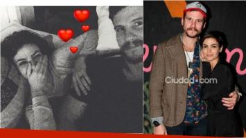 Agustina Cherri y Pepo Vera, amor instagramero. Foto: Instagram / Movilpress