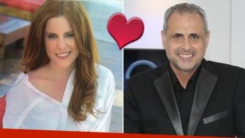 Agustina Kämpfer, íntima sobre su romance con Jorge Rial. (Foto: revista Gente y Web)