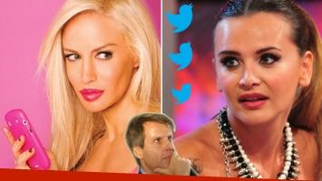 Luciana Salazar y su respuesta a los picantes tweets de Amalia Granata. (Foto: Web)