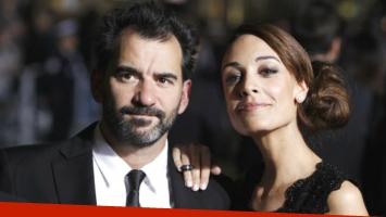 Martina Gusman y Pablo Trapero esperan su segundo hijo. Foto: Web
