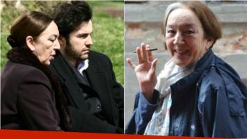 Ergün Demir pidió por la salud de la actriz que es Nadide en Las mil y una noches. Foto: Web
