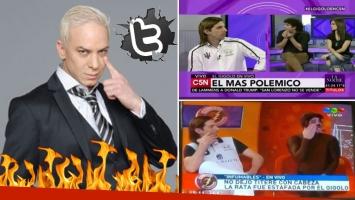 Flavio Mendoza y su furioso descargo contra los programas de TV. (Foto: Web)