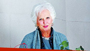 Susana Rinaldi se confesó bisexual a los 79 años. (Foto: Web)
