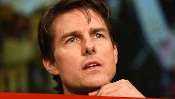Tragedia en pleno rodaje de la nueva película de Tom Cruise.
