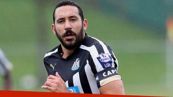 Jonás Gutiérrez se sintió discriminado y demandará al Newcastle (Foto: Web)