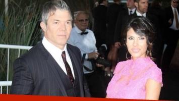 La reacción de Fernando Burlando cuando en Egipto se propasaron con Barby Franco. Foto: Web