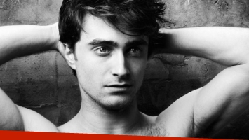 La íntima confesión sexual de Daniel Radcliffe. Foto: Web