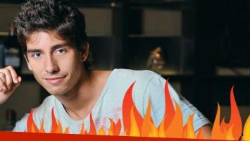 Vico D' Alessandro, un soltero que se divierte en la intimidad (Foto: web)