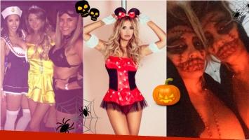 Las diosas más sexies disfrutaron de Halloween: sus sensuales disfraces. Foto: Instagram/ Twitter