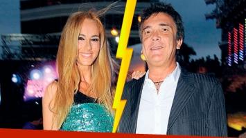 Nito Artaza confirmó su separación de La Profe. Foto: Web