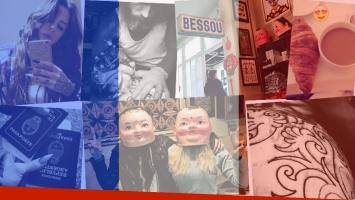 Candelaria Tinelli y sus días en Francia, en medio del asedio terrorista. (Foto: Instagram)