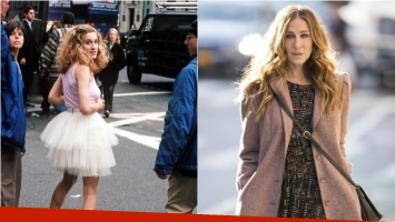 ¡Atentos fanáticos de Sex & the City! Sarah Jessica Parker regresa a la TV con Divorce. Foto: Twitter/ Web