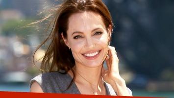 Angelina Jolie, después de su decisión de extirparse los ovarios: