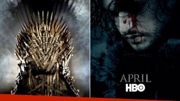 ¡Furor 2.0! Jon Snow en la foto promocional de la sexta temporada de Game Of Thrones. (Foto: Web y Twitter)