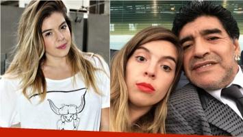 Dalma Maradona, dura sobre el entorno de Diego: