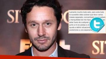 El contundente descargo de Benjamín Vicuña (Foto: web y twitter)