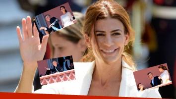 La opinión de Juliana Awada sobre el baile del Presidente en el balcón de la Casa Rosada. Foto: Web