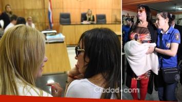 Moria Casán confesó ser adicta a la cocaína ante la justicia paraguaya. (Foto: AFP)