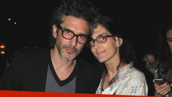 Leonardo Sbaraglia, ¿separado de su mujer tras 15 años? (Foto: Web)