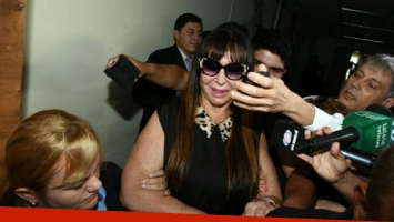 Moria Casán será liberada (Foto: Web)