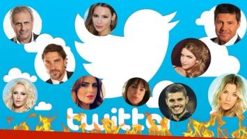 ¡Bombas 2.0! Repasá los 10 tweets más escandalosos de la historia de la farándula argentina. (Foto: Web)
