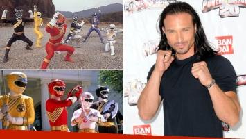 Conmoción en Hollywood: actor de los Power Ranger acusado de asesinar con una espada. (Foto: Web)