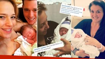 Elías Bublé, el bebé más mimado (Foto: Instagram)