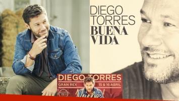 ¡Atentos, fans! Diego Torres se presentará en el teatro Gran Rex. (Foto: Web)
