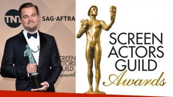 ¡Noche de premiación! Los grandes ganadores de los SAG Awards. (Foto: Web)